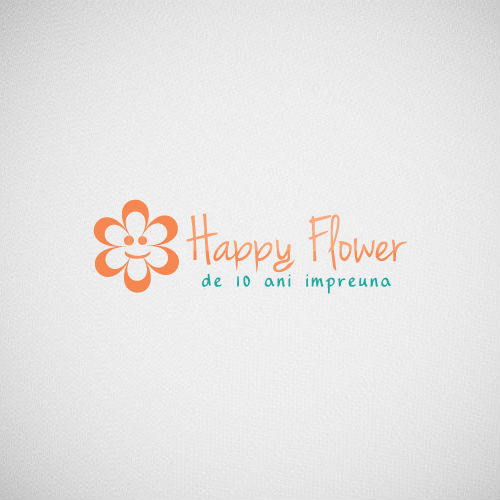 happy-flower