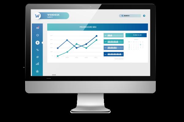 Promovare start-up Webdesk