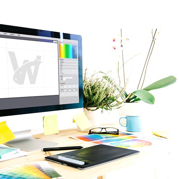 Grafica logo web