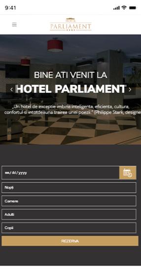 Parliament - webdesk.ro